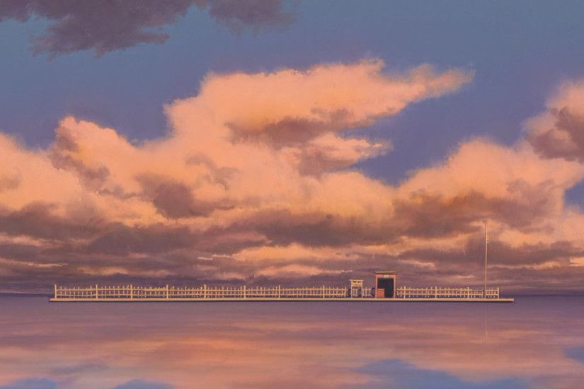The Sixth Station, Miyazaki's Spirited Away