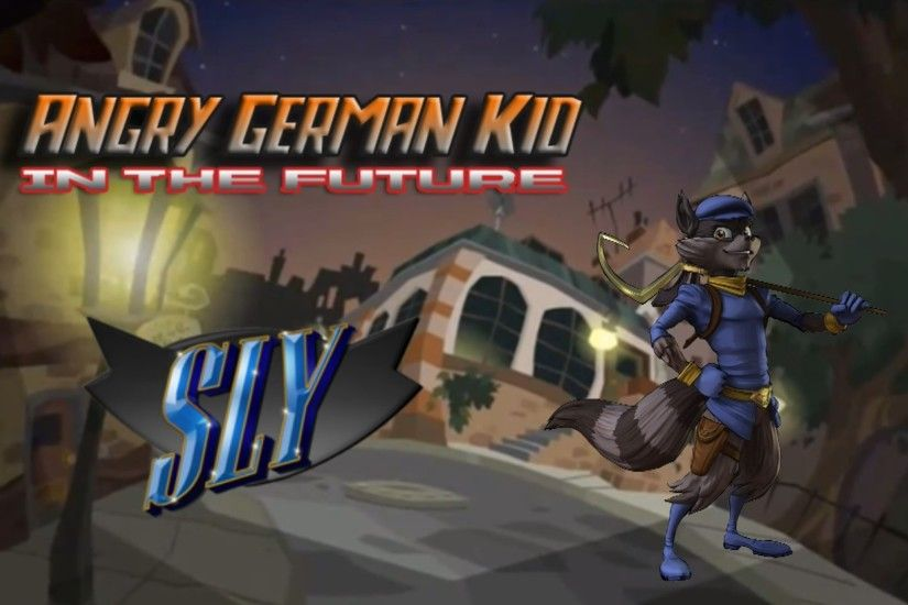 Image - Sly Cooper Wallpaper.jpg | Angry German Kid Wiki | FANDOM powered  by Wikia