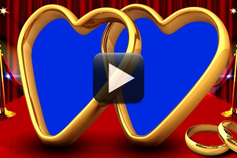 Free Love Wedding Motion Background Full HD 1080P | All Design Creative