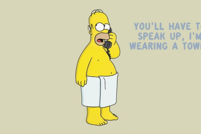 Homer Simpson new wallpapers