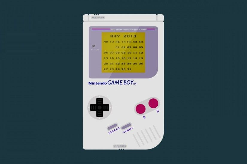 Game Boy Wallpapers - 1920x1080 - 152165
