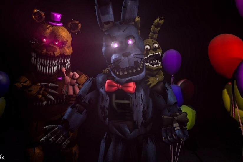 five nights at freddys wallpaper 1920x1080 for iphone 6