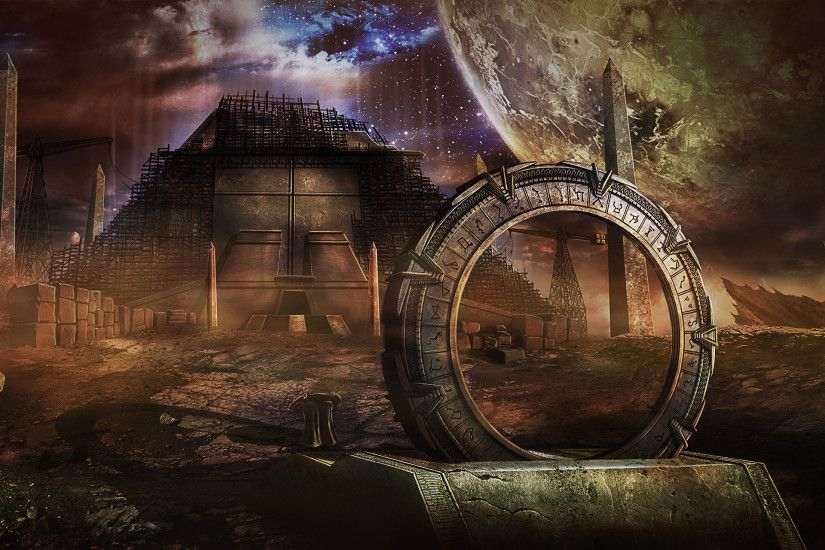 Stargate wallpapers