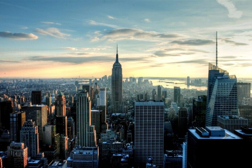 Download · New York City Skyline Wallpapersak