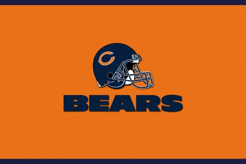 chicago bears helmet 2560x1920