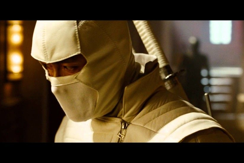 "G.I. JOE RETALIATION - Official Clip - ""Snake Eyes vs Storm Shadow"" -  YouTube"