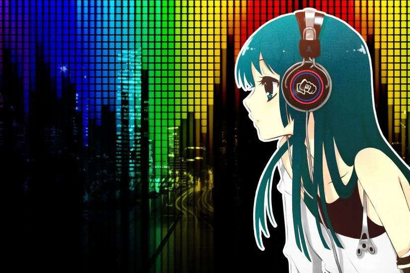 Anime music Wallpaper by Mrlolwoop Anime music Wallpaper by Mrlolwoop
