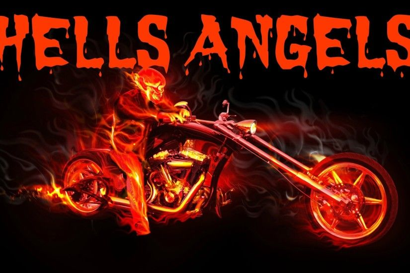 hells angels wallpapern