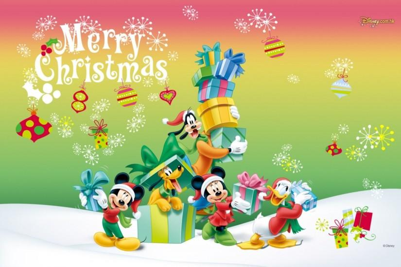 125024 top disney christmas wallpaper 2560x1600 for tablet