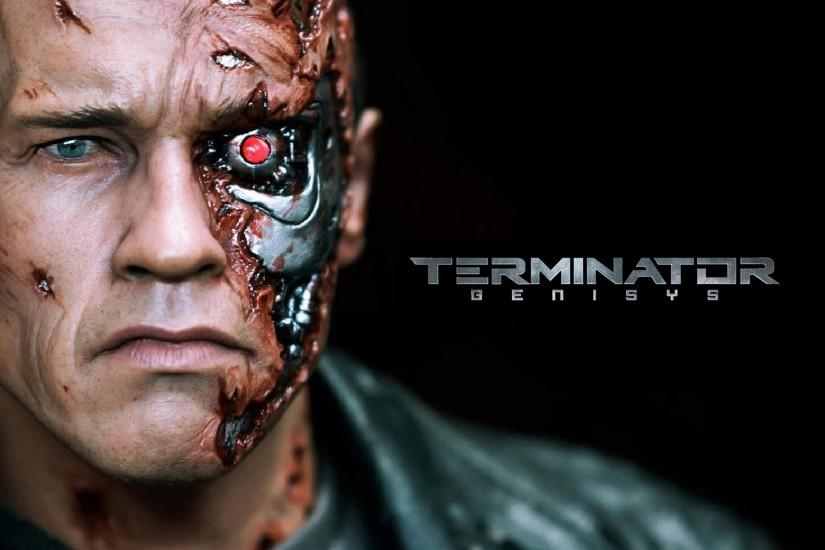 terminator genisys 2015 poster wallpaper hd