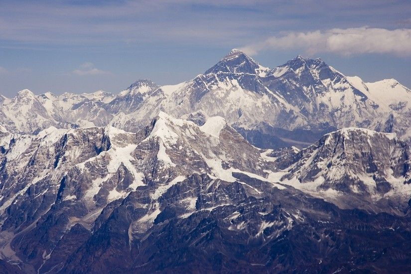 Mount Everest Wallpaper Landscape Nature Wallpapers