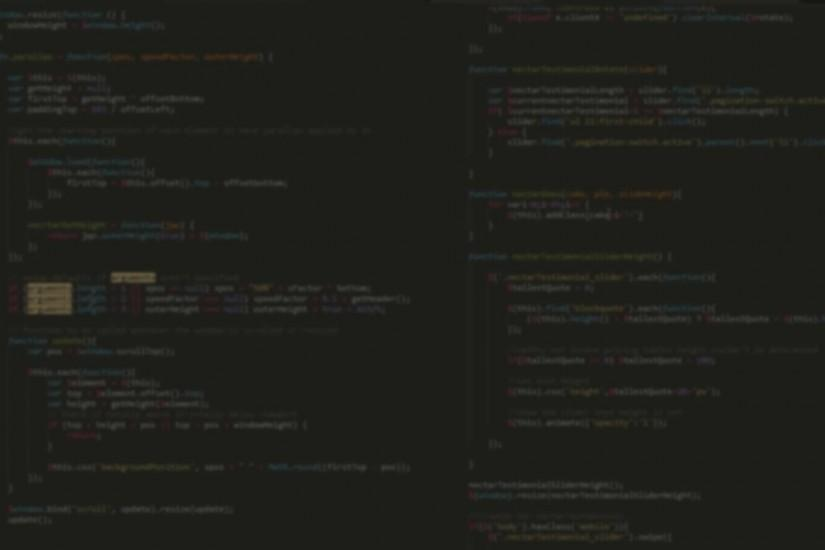 Coding Stock Footage (BACKGROUND)