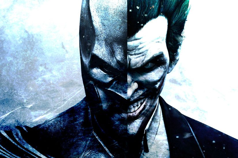 ... Batman Wallpaper - Batman VS Joker Ver3 by eziocaval