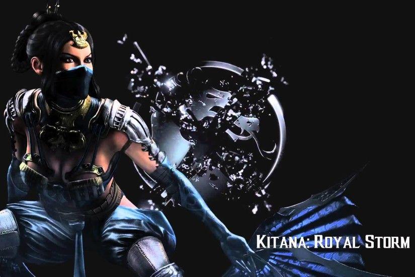 Mortal Kombat Kitana Wallpaper 1 Card From User JUGO1315 In YandexCollections
