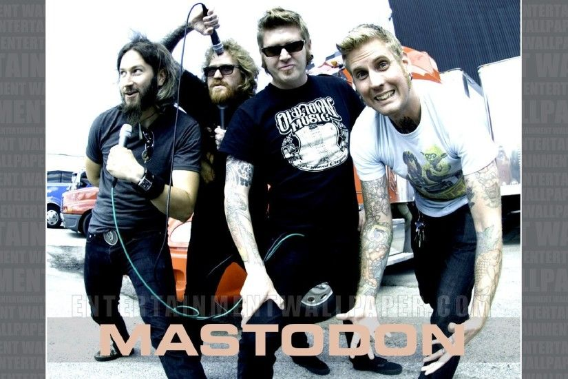 Mastodon Wallpaper - Original size, download now.