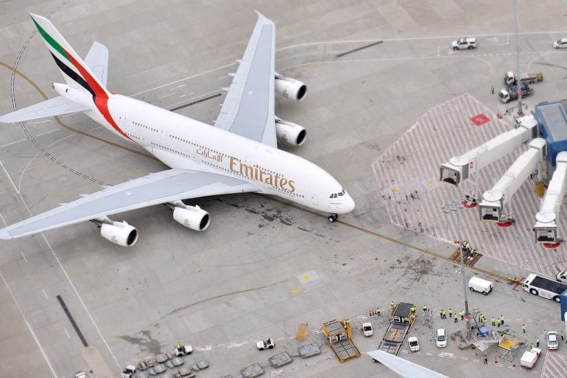 Vehicles - Airbus A380 Wallpaper