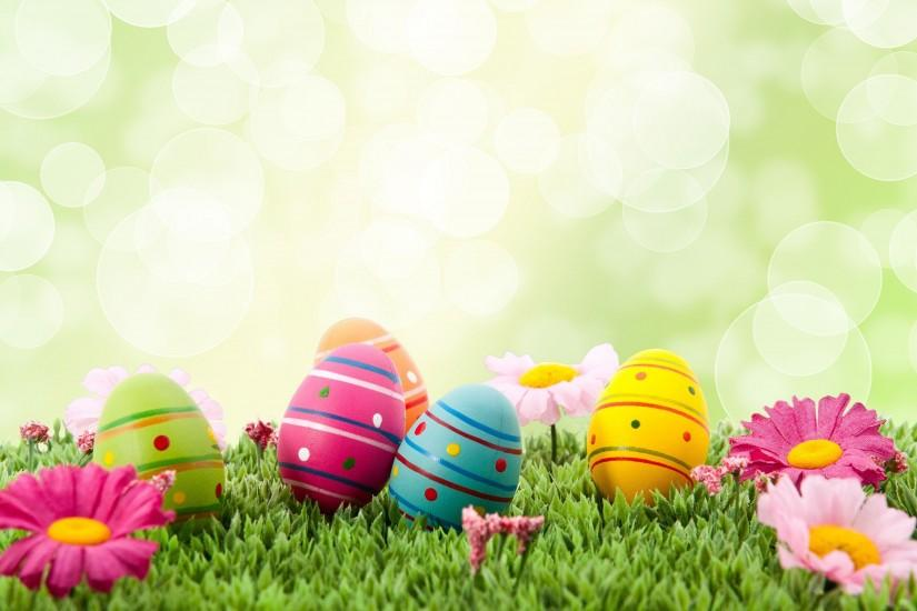Easter eggs wallpaper #26749