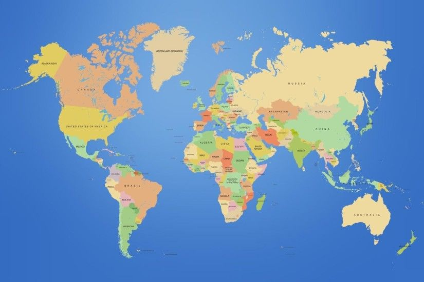 World Map Desktop Wallpaper And Images | Cool Wallpapers