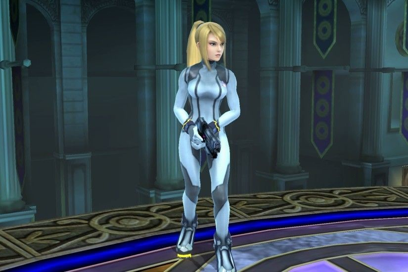 For Wii U : Zero Suit Samus All-Star Challenge (Bonus Video)