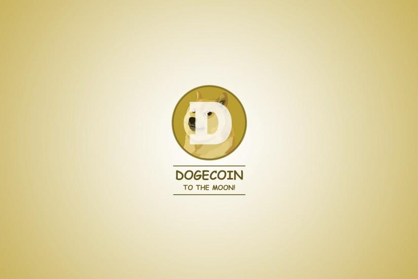 Dogecoin to the Moon!,