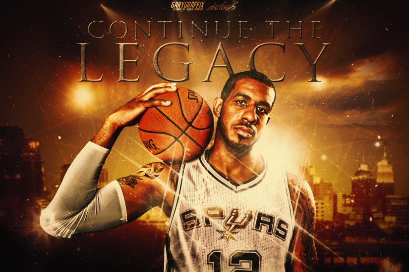 Picture. Lamarcus Aldridge Spurs Wallpaper-Collaborative ...