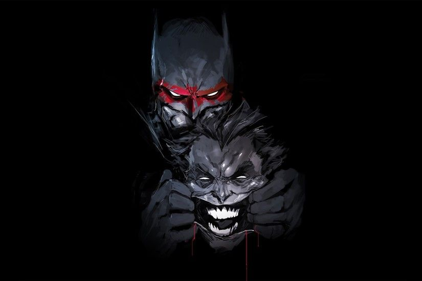 Batman - Comic Vine Joker Batman Comic - WallDevil Batman Comics Wallpapers  Group (83 ) Batman Vs ...
