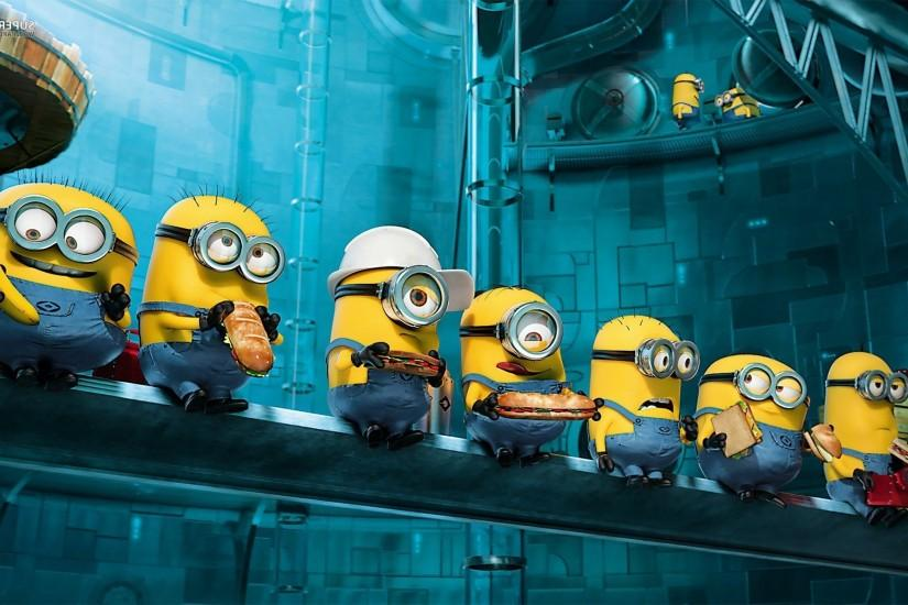 minions wallpaper 1920x1200 for mac
