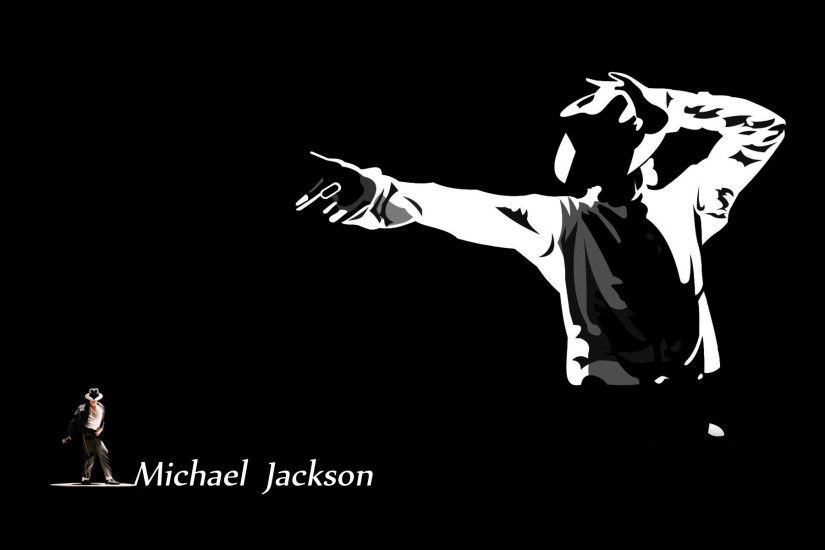 Michael Jackson Widescreen Wallpaper - #17087
