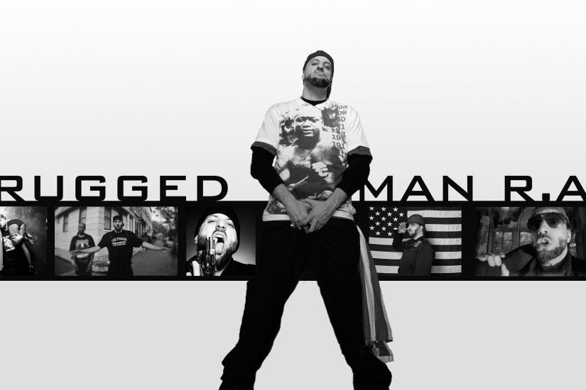 ... RA The rugged man Wallpaper 2560x1600 by G-Lab