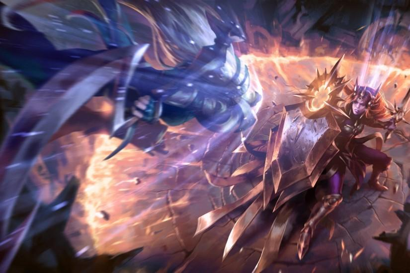 full size league of legends wallpaper 1920x1080 x for iPad
