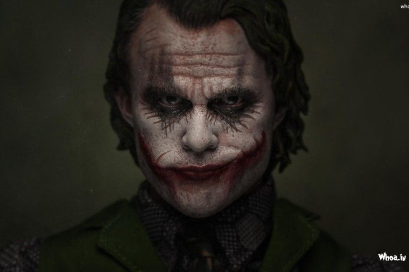 Heath Ledger The Joker ...