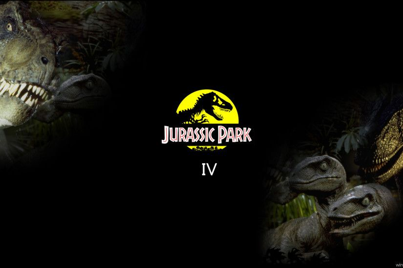 Download Jurassic Park 4 Wallpaper 1