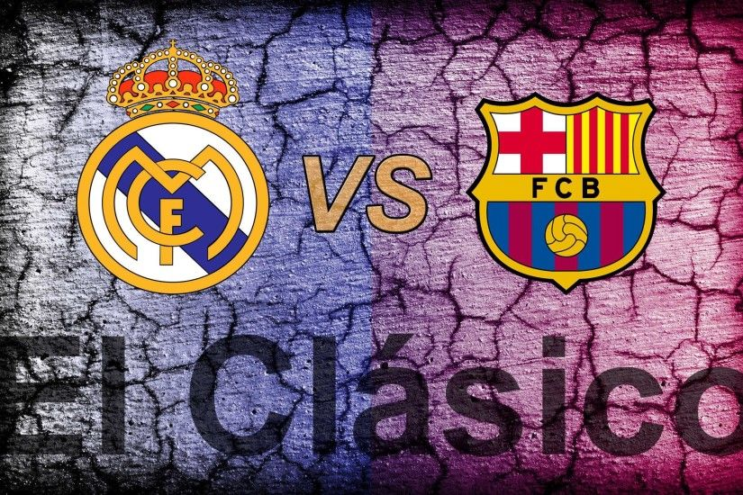 Great Fcb Vs Real Madrid Wallpaper Free Wallpaper For Desktop and Mobile in  All Resolutions Free