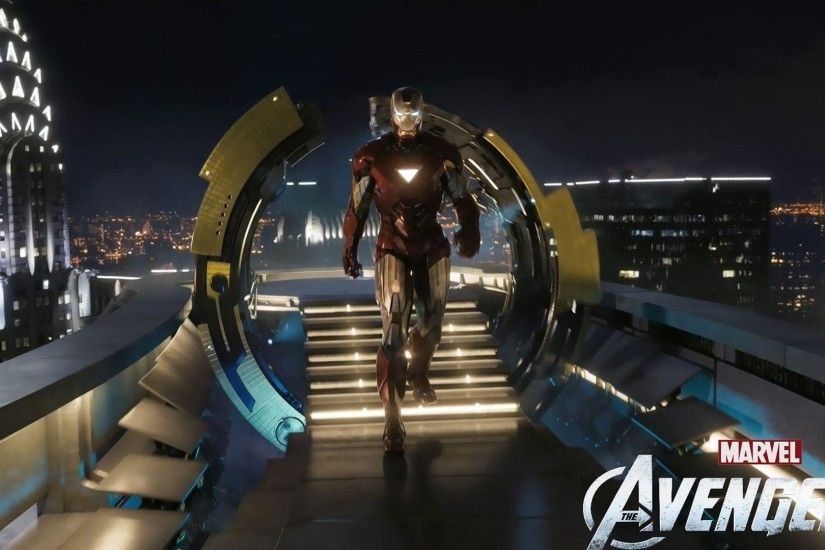 Iron Man in The Avengers Movie Wallpapers | HD Wallpapers