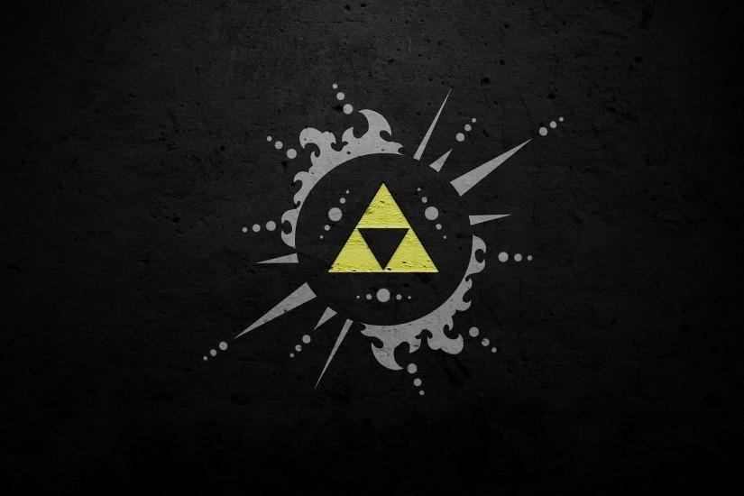 triforce wallpaper 1920x1080 cell phone