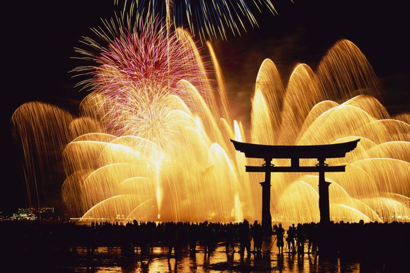 Wallpaper: Japanese New Years Eve