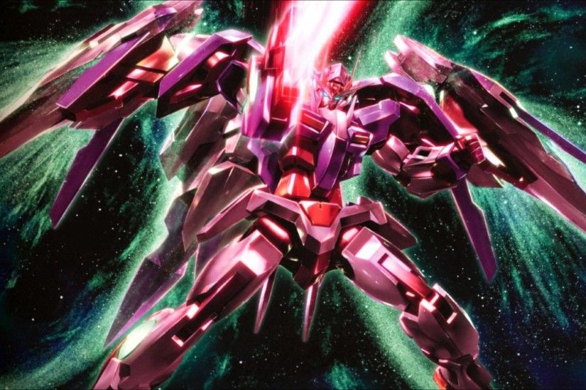 Gundam 00 34 Free Wallpaper