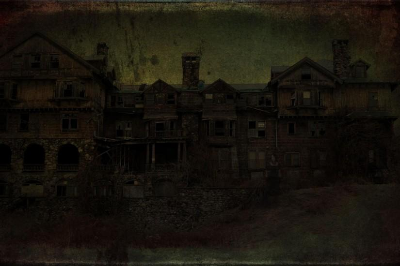 cool haunted mansion wallpaper 1920x1080 cell phone
