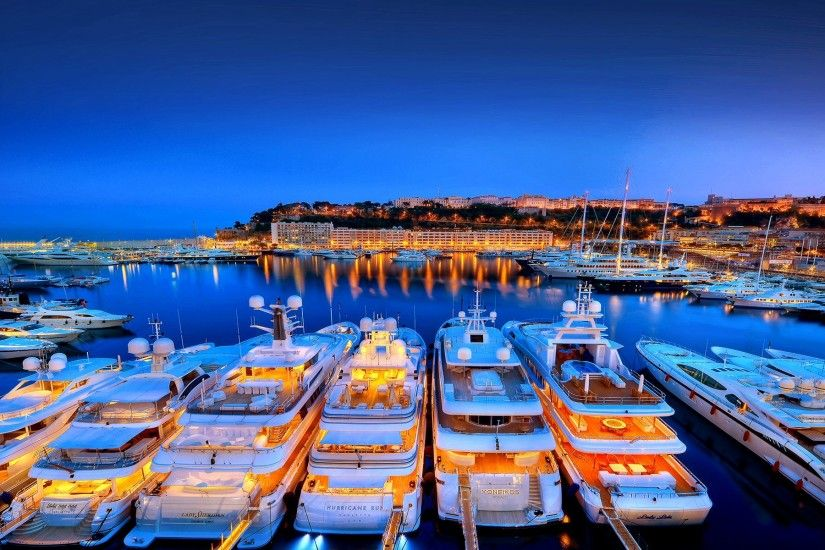 Images of Hd Monaco Marina Wallpaper - #SC ...