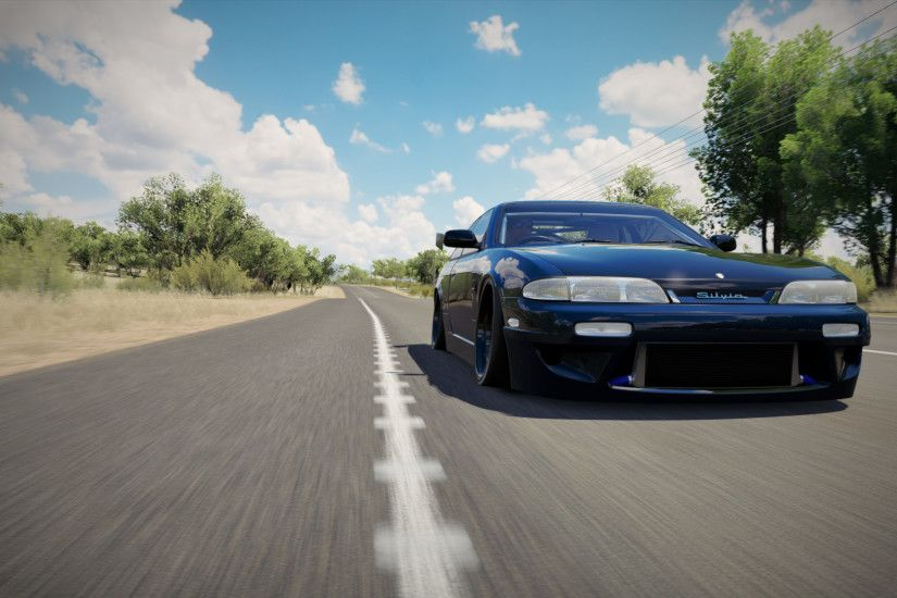 Video Game - Forza Horizon 3 Nissan Nissan Silvia S14 Wallpaper