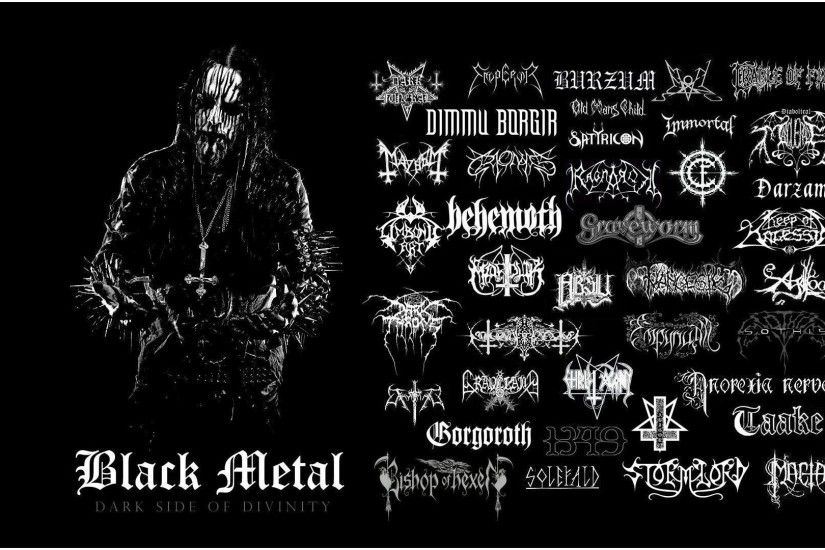 Wallpapers For > Black Metal Wallpaper Design