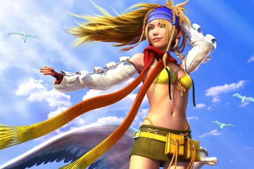Final Fantasy X Wallpaper 805313