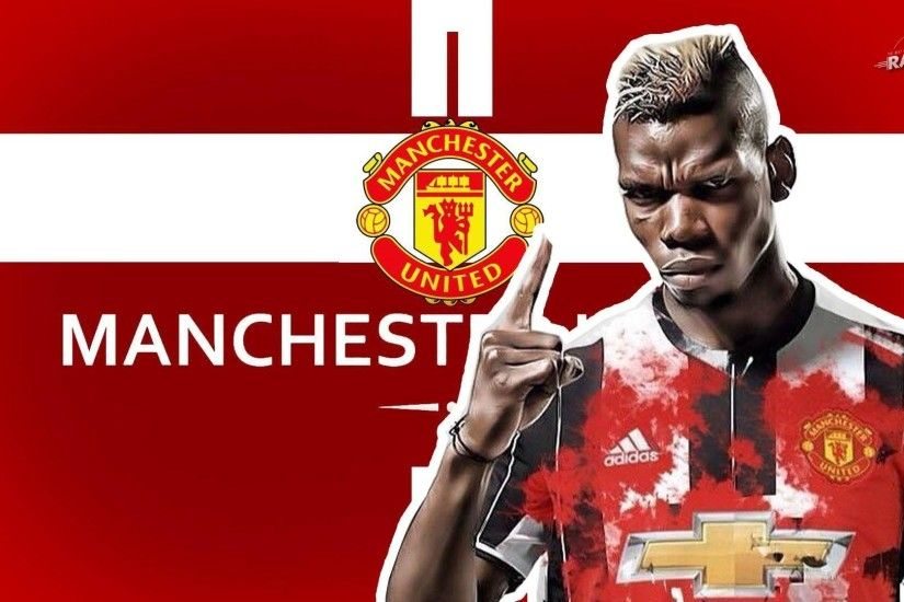 Paul Pogba ○ Welcome back to Manchester United ○ 2016/2017 HD .