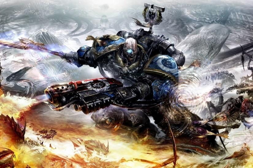 HD Wallpaper | Background ID:307472. 1920x1080 Video Game Warhammer