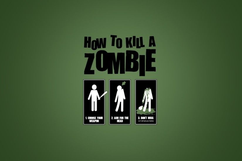 Full HD 1080p Zombie Wallpapers HD, Desktop Backgrounds 1920x1080 .