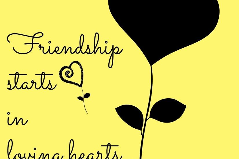 Cute Love Friendship Wallpapers 40+ Cute Friendship Quotes With Images | Friendship  Wallpapers