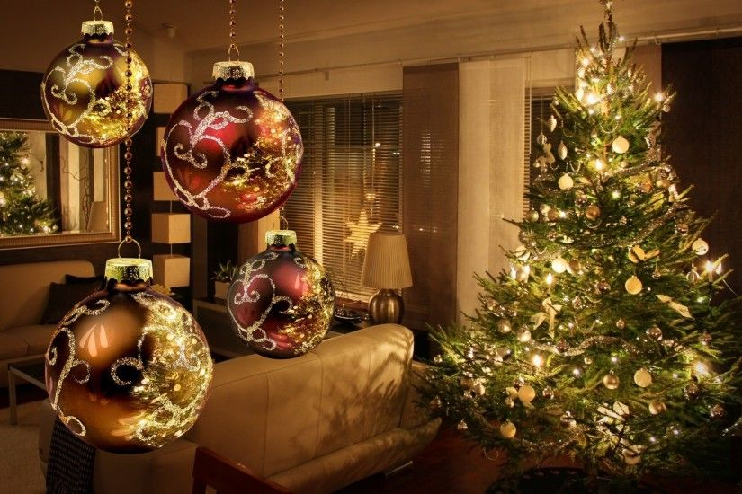 ... Christmas Desktop Background | HD Wallpapers Pulse ...