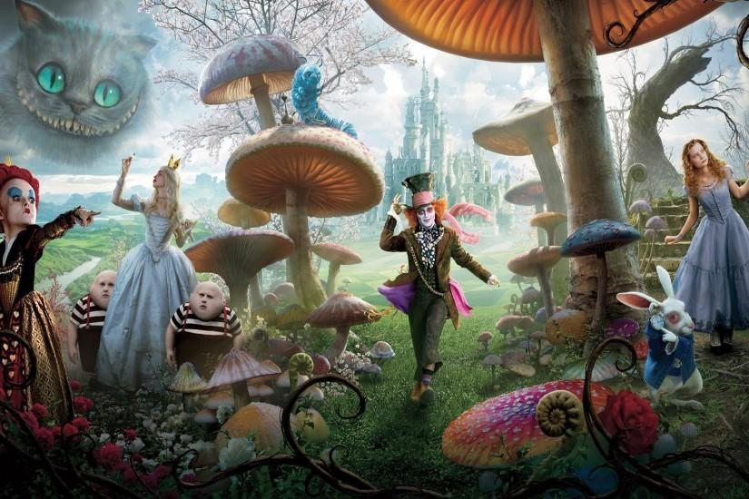 most popular alice in wonderland wallpaper 1920x1200