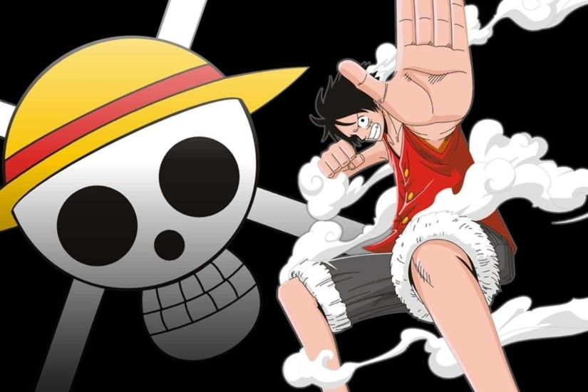 Wallpapers For > One Piece New World Luffy Wallpaper