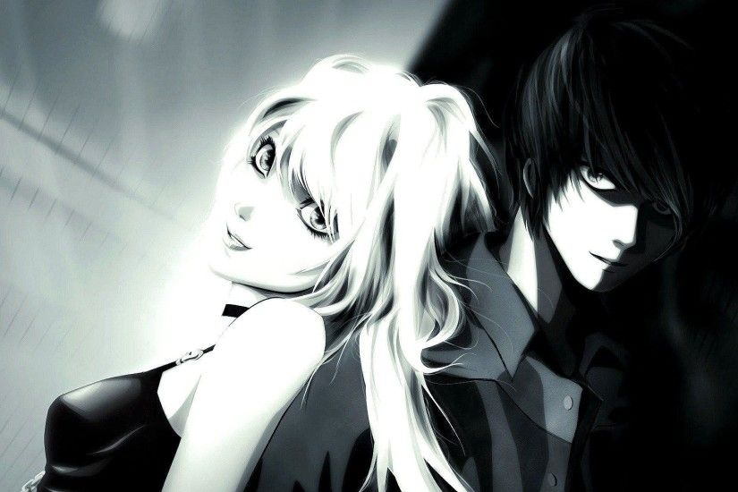 Anime Boy and Girl in Love HD Wallpaper | High Definition Wallpapers